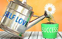 Få kærligheden at føle - selvkærlighed